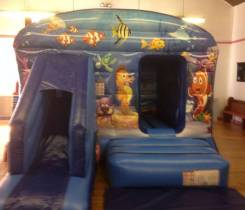 Nemo Castle with Slide