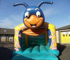 Beetle Bouncy Castle