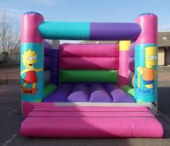 Simpsons Bouncy Castle No.1
