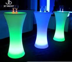 LED Bar Tables
